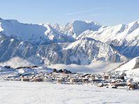 Skigebiet Alpe d'Huez,