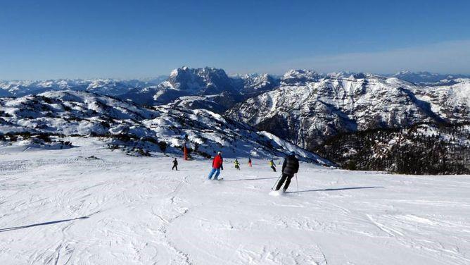 Skigebiet Waidring Steinplatte Bewertung 3 Länder Freizeit Arena