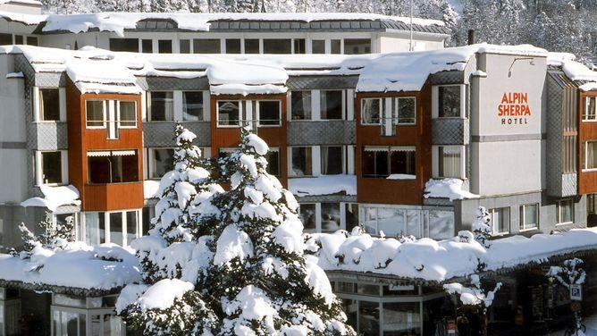 Unterkunft Hotel Alpin Sherpa, Meiringen,