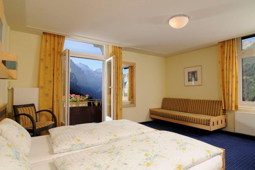 Hotel & Spa Victoria-Lauberhorn - Apartment - Wengen