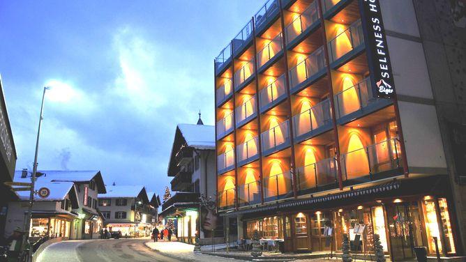 Unterkunft Eiger Selfness Hotel, Grindelwald,