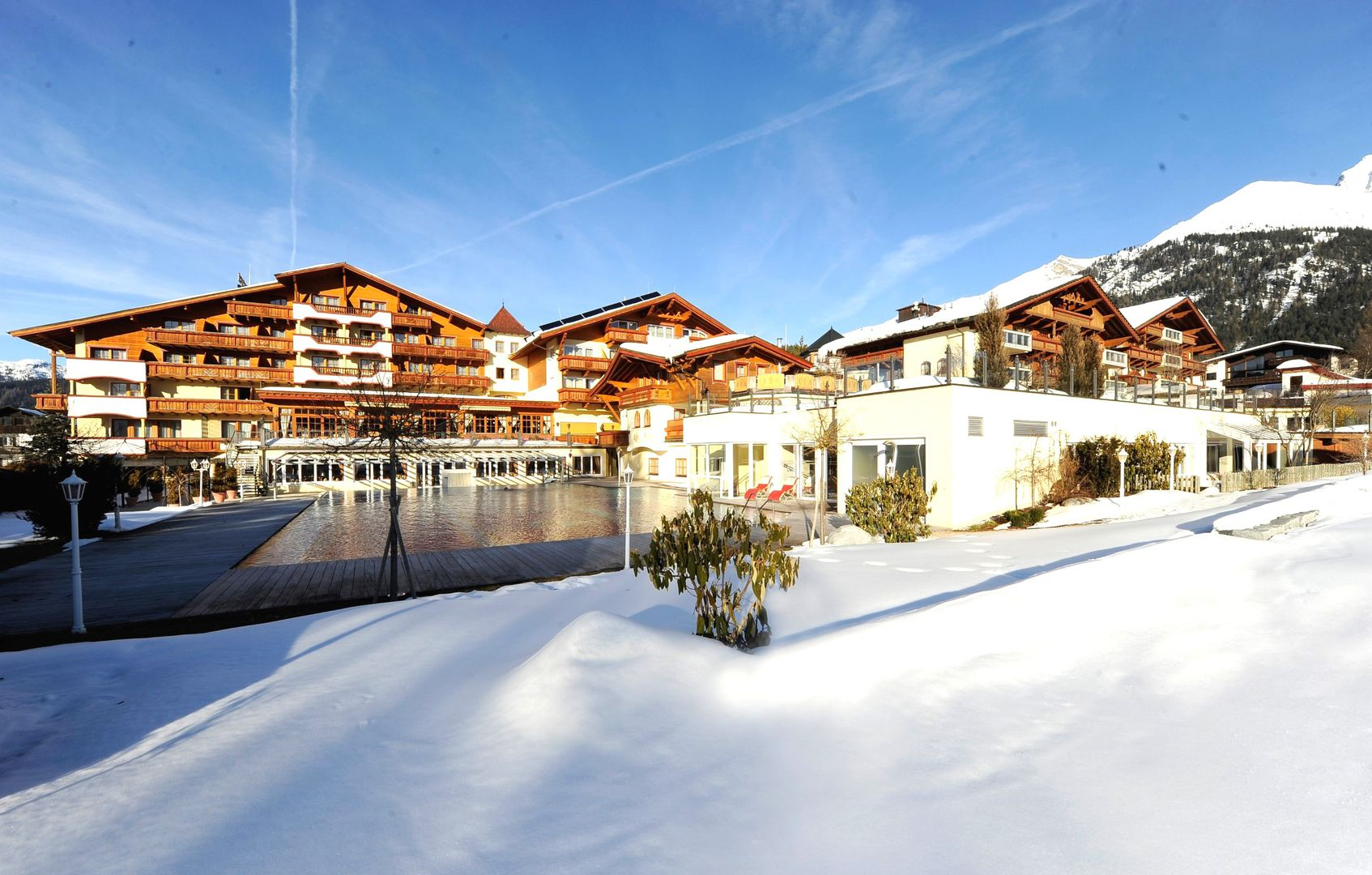 feriendomizil alpenpark resort