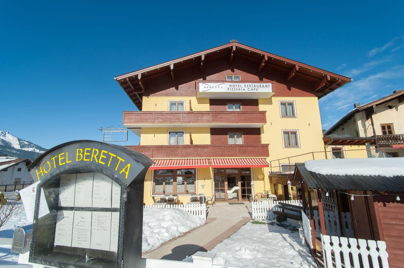 Hotel Beretta - Slide 1