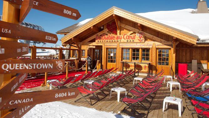 Ski holidays Les 2 Alpes ski deals cheap ski packages lift pass