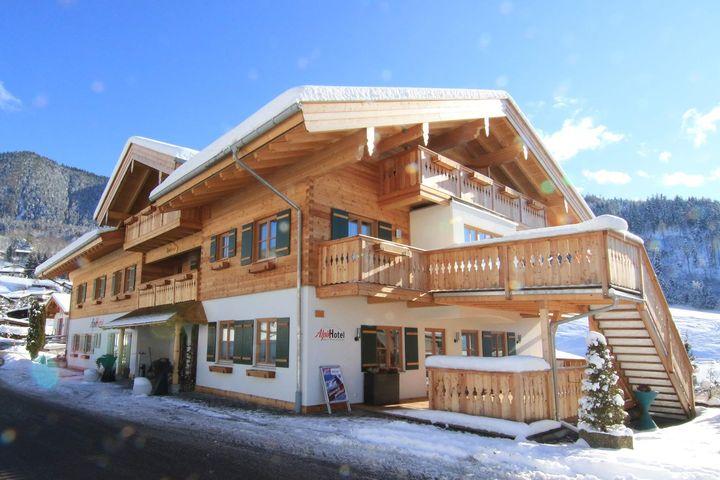 alpine hotel berchtesgaden