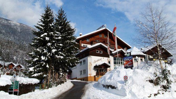 Sporthotel Mölltal - Apartment - Flattach