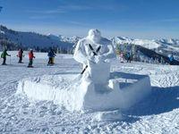 Skigebiet Dienten,