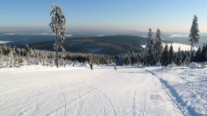 Skigebiet Oberwiesenthal Bewertung Skiregion Fichtelberg Klinovec