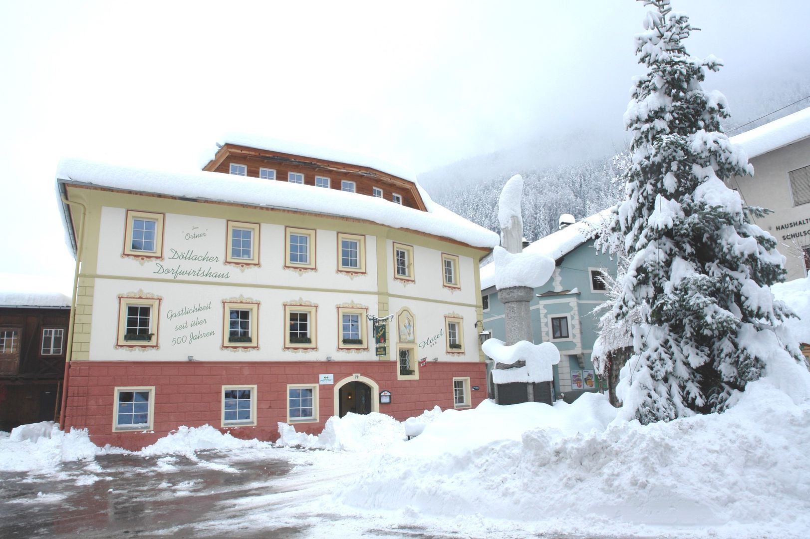 boutique hotel dollacher dorfwirtshaus