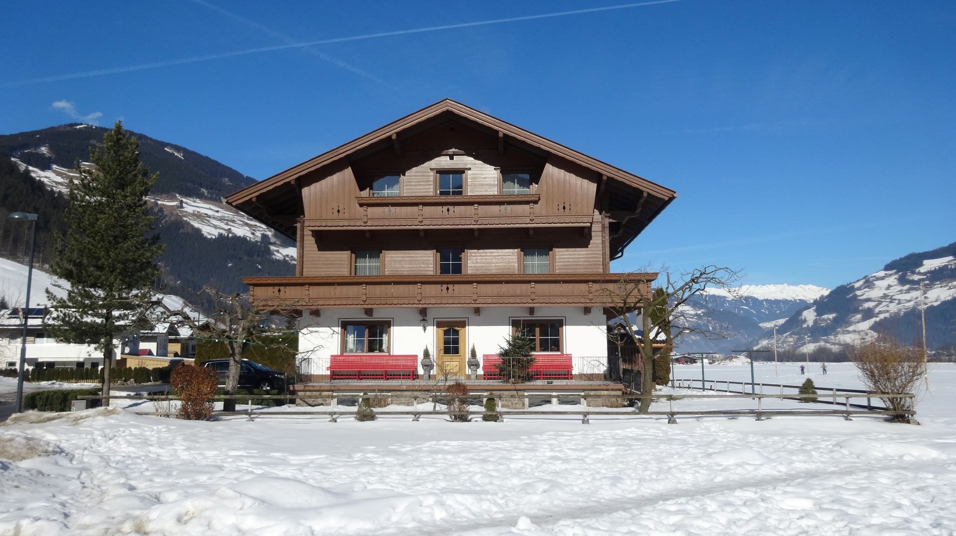 Mayrhofen - Haus Kreidl
