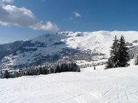 Skigebiet La Tzoumaz - Mayens de Riddes