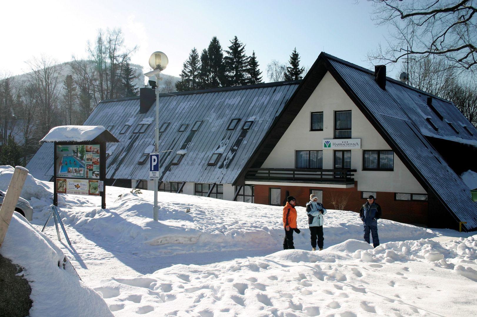 wellness hotel harrachovka