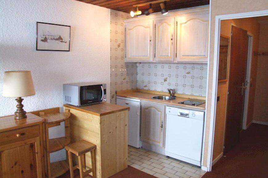 Holiday apartment 3-Pers.-Studio (ca. 20 m², SRH6), OV, Résidence Sérac (2309530), Val Thorens, Savoy, Rhône-Alps, France, picture 4