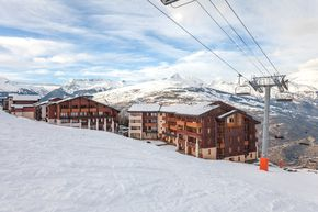 Ski holidays Les Coches ski deals cheap ski packages lift pass