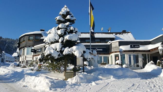 Unterkunft Landgasthof Haus zur Sonne, Winterberg,