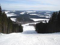 Skigebiet Lipno nad Vltavou,