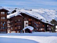 La Plagne Skigebiet