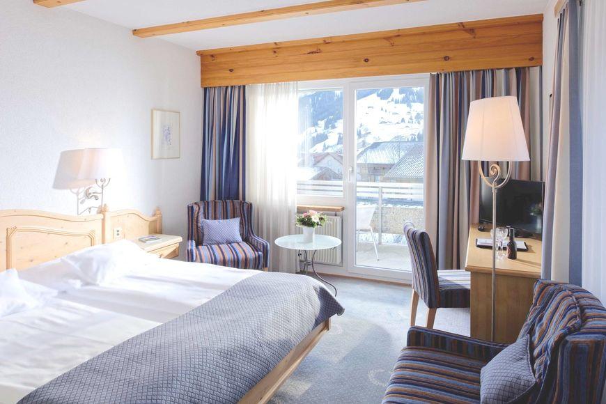 Hotel Bristol - Apartment - Adelboden