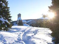 Skigebiet St. Walburg,