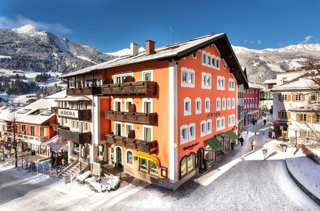Meer info over Appartementencomplex Aurora  bij Wintertrex