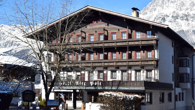 Unterkunft Hotel Alte Post, Großarl,