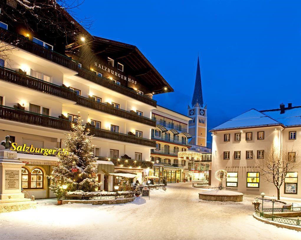 Hotel Der Salzburgerho...
