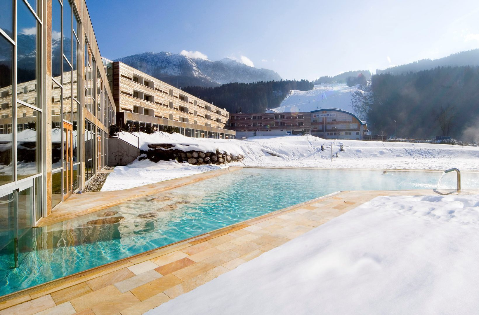 Meer info over Falkensteiner Hotel & Spa Carinzia  bij Wintertrex