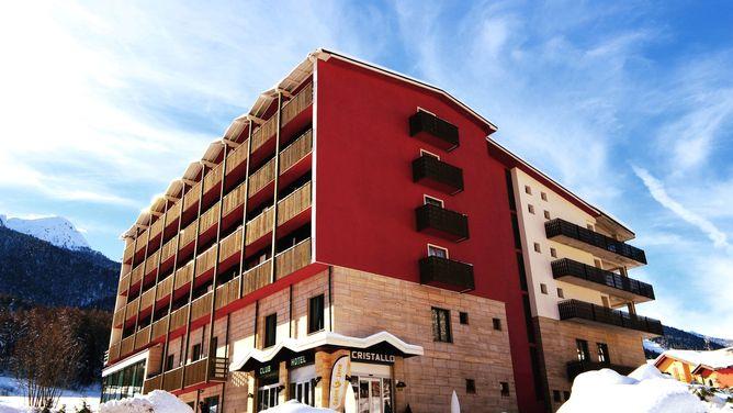 Unterkunft Cristallo Club, Aprica,