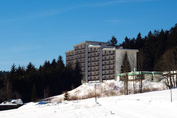 holiday- & aparthotel haus bayerwald