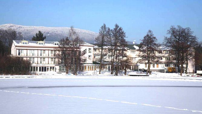 Unterkunft Hotel Riviera, Nová Role,