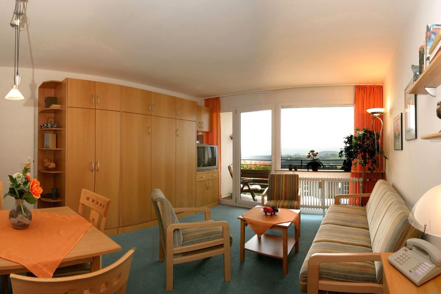 Holiday- and Aparthotel Haus Bayerwald - Apartment - Neureichenau