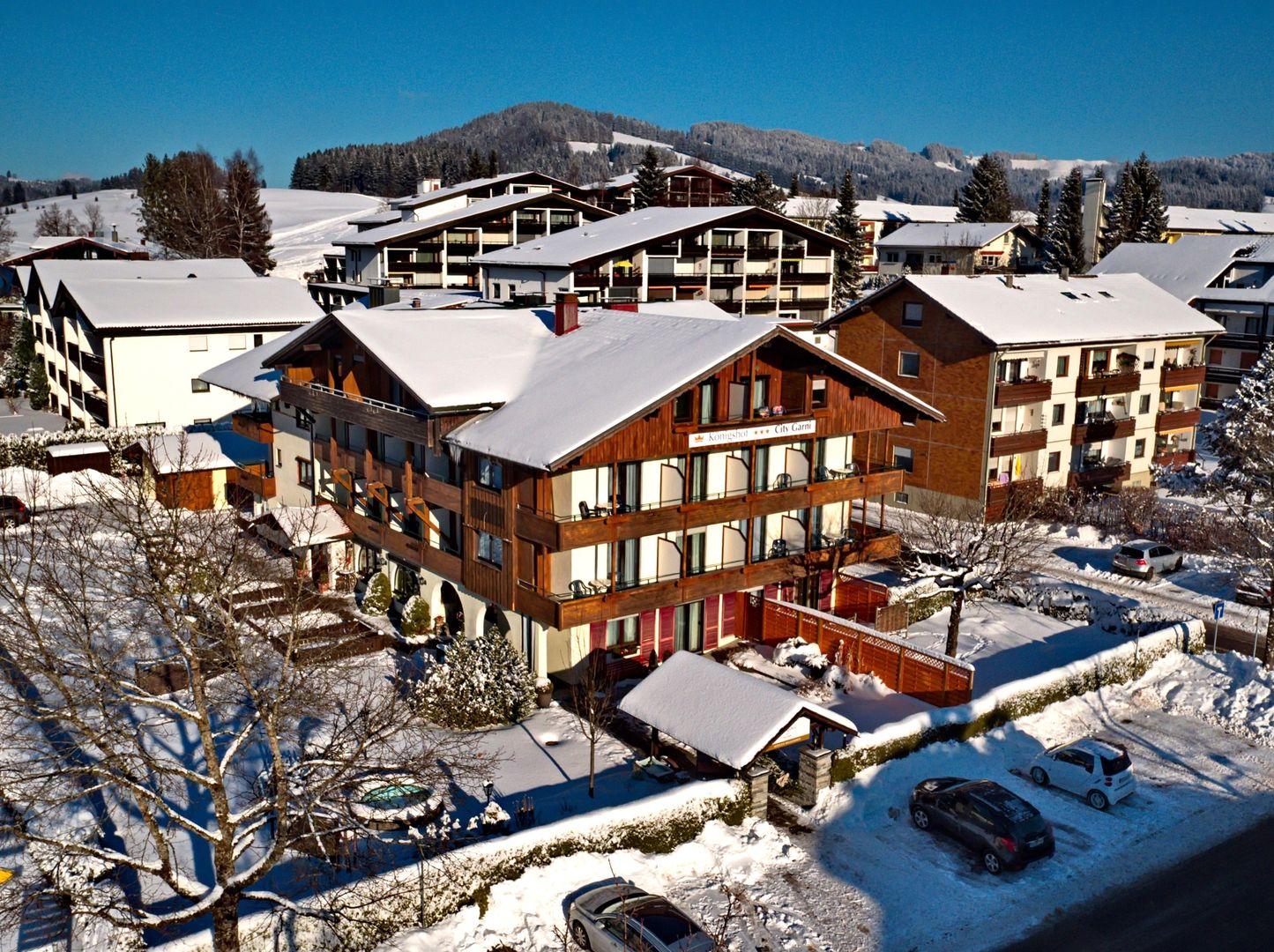 hotel konigshof city garni