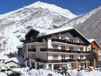 Saas-Almagell Skigebiet
