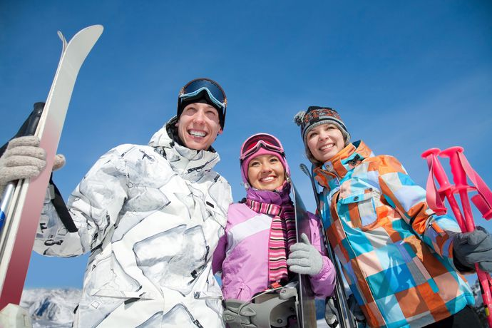 Unique ski experience in the ski areas of the Zillertal