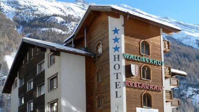 Unterkunft Walliserhof, Zermatt,