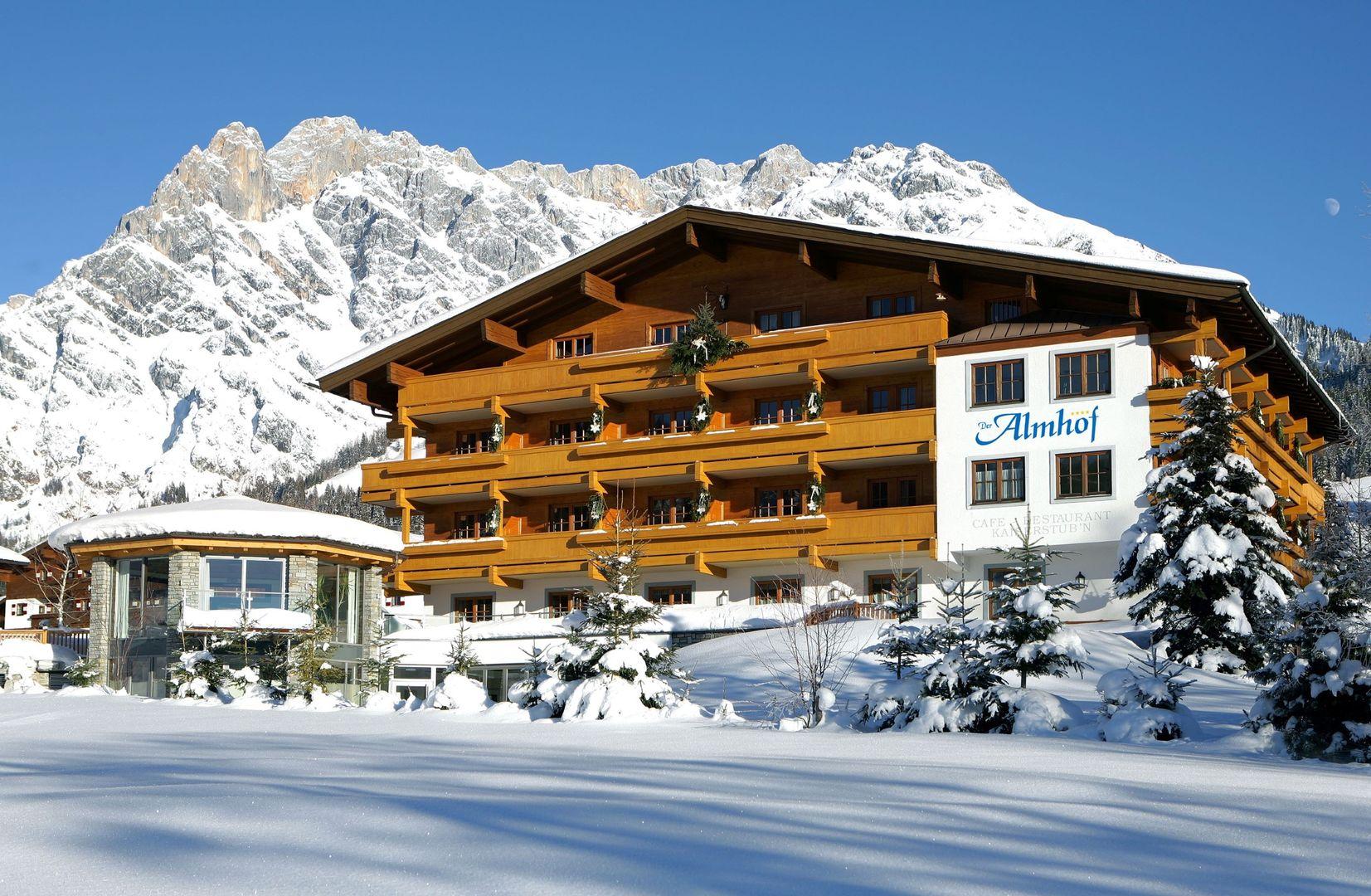 Hotel Der Almhof - Slide 1