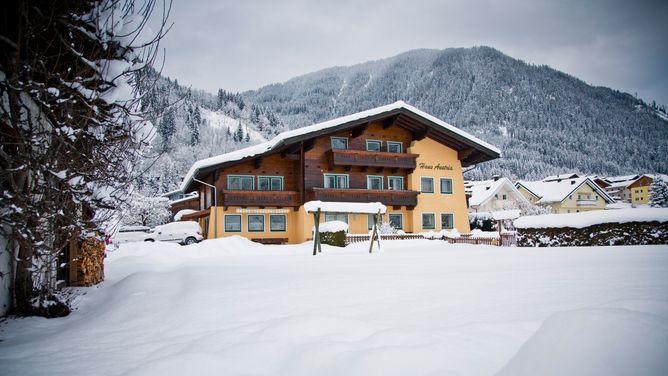Unterkunft Appartementhaus Austria, Flachau,