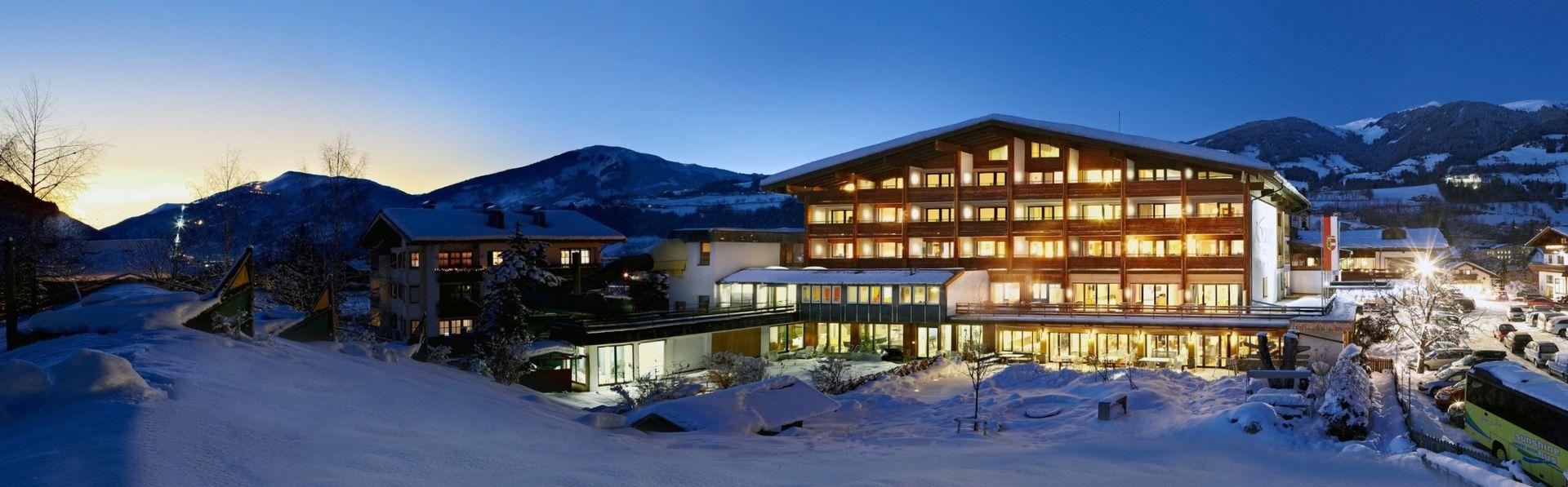 Luxury Hotel Sporthotel Kogler Mittersill J2ski