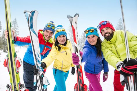 Ski holidays 2018/2019 - Get ready for the winter season!