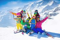 Family ski resorts - affordable offers for families