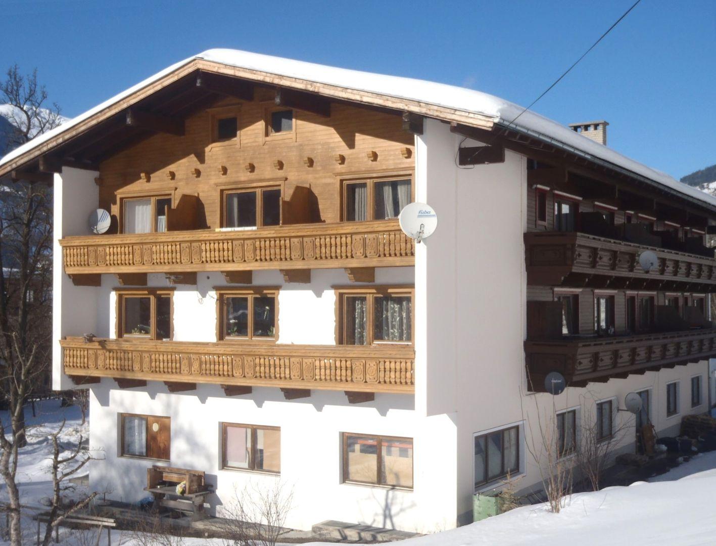 Mayrhofen - Gastehaus Pendl