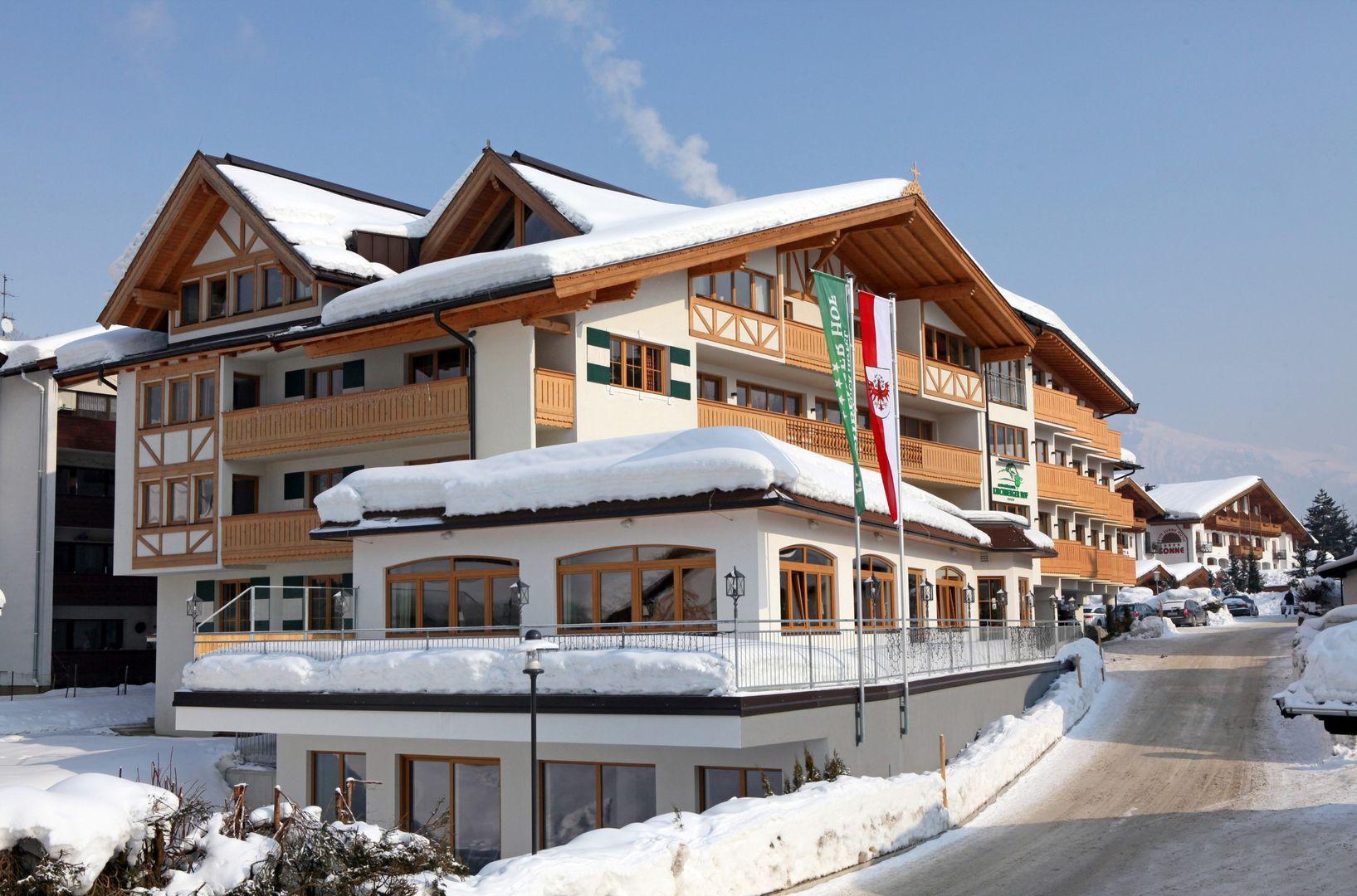 Alpen Glück Hotel Kir...