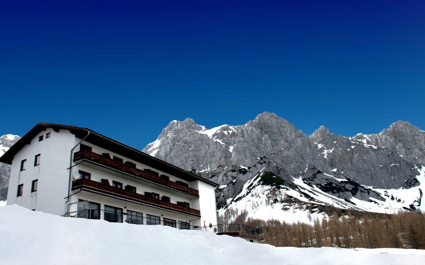 Berghotel Dachstein - Slide 1