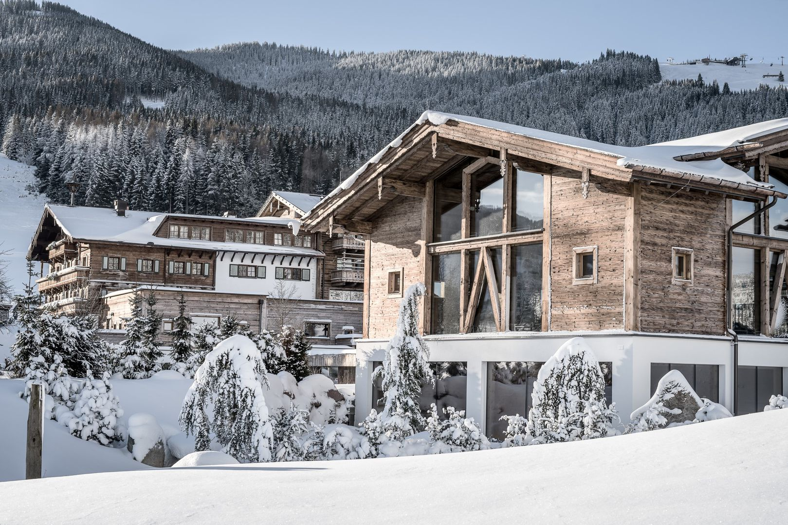 Bekijk informatie over PURADIES - Hotel & Chalet Resort - Hotel in Leogang