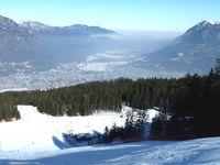 Skigebiet Garmisch-Partenkirchen,
