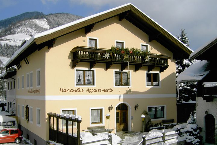 mariandl apartments & side buildings