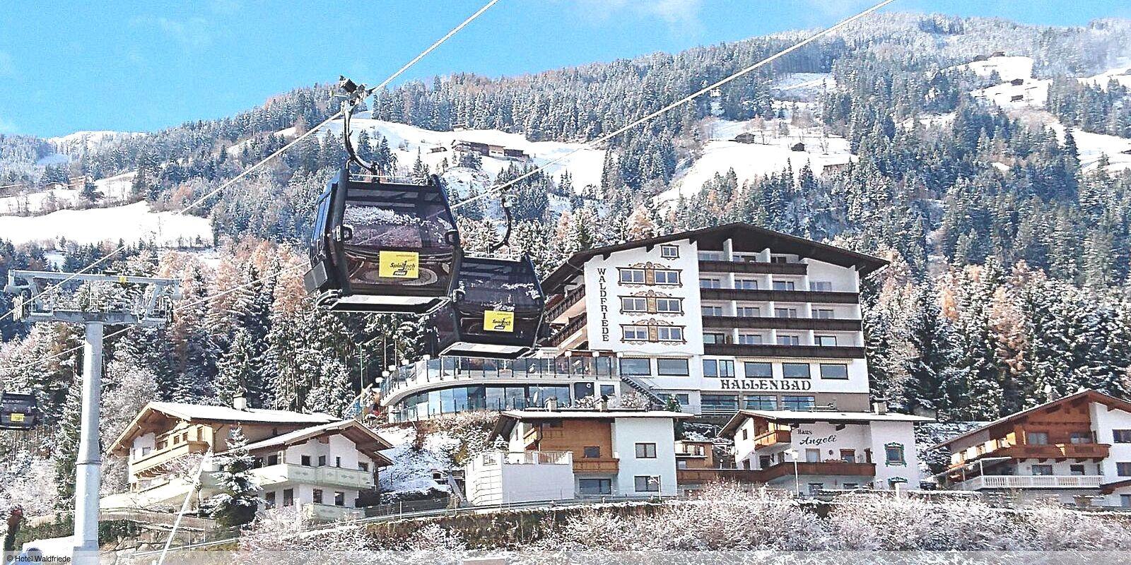 Fugen - Hotel Waldfriede