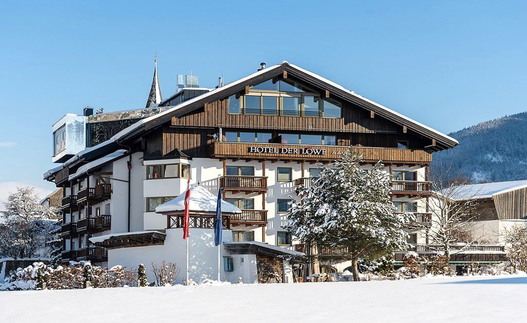 pension Leogang - Pension Der Lowe - lebe frei