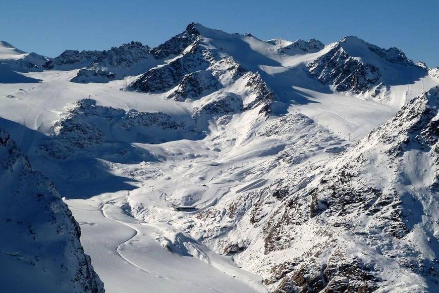 Slide3 - Apartments Pitztaler Gletscher