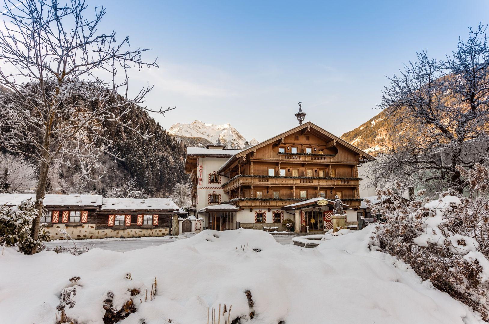 Mayrhofen - Gutshof Zillertal